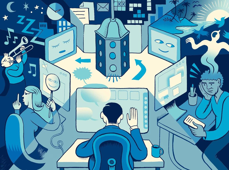 As novas regras de comunicação em um mundo virtual